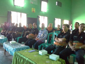 Peserta kunjungan studi komprehensif dari Kota BinjainProvinsi Sumatera Utara
