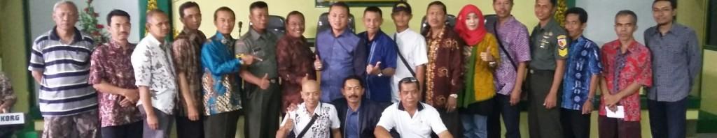 Panitia Musrenbang kelurahan Tlogomas
